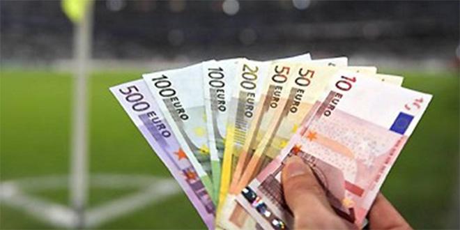 money soccer bet