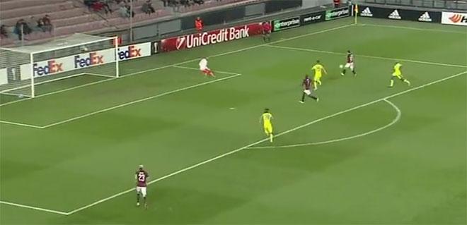 e08 sparta prague 1st goal